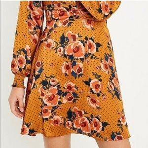 Free People Dresses - Free People Floral Dress Size 12